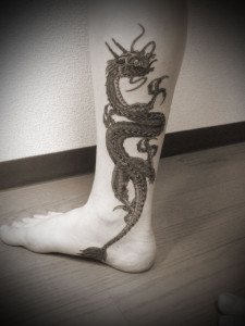 miyawaki tattoo dragon