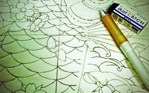 miyawaki tattoo carp sakura